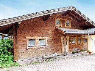 Ferienwohnung Geislhof (BMG195) in Bramberg am Wildkogel - 8 Personen, 4 Schlafz