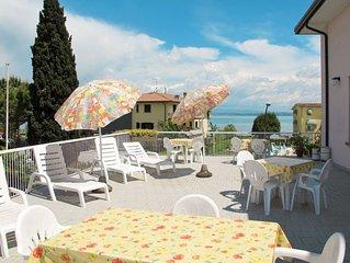 Ferienwohnung Poggio al Lago (SIR101) in Sirmione - 5 Personen, 2 Schlafzimmer