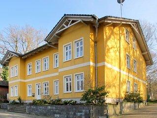 Ferienwohnung Lerche (ZTZ126) in Zinnowitz - 4 Personen, 1 Schlafzimmer