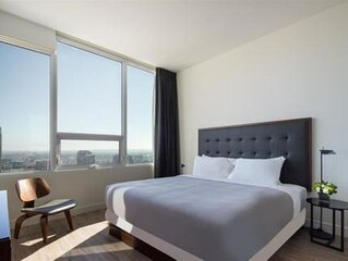 LEVEL | Two Bedroom Executive Jr Suite + Balcony