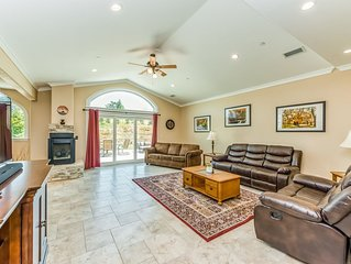 New listing! Stunning family & dog-friendly home w/ ample room indoors & out!