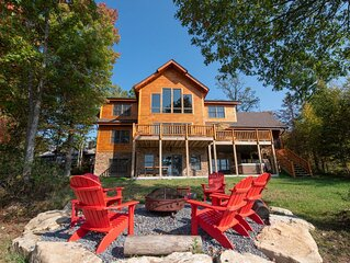 Lake Access Home w/Dock Slip, Hot Tub, Shuffleboard, Pool Table, & Fire Pit!
