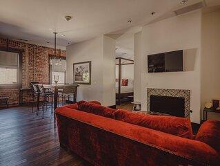 1 Bedroom Castaway Loft *SLO Brew Lofts