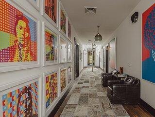 SLO Brew Lofts - 1 Bedroom 'The Castaway Loft'