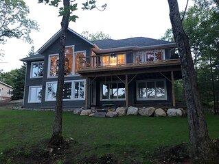 Muskoka Spence Lake Cottage Retreat - NEW HOME