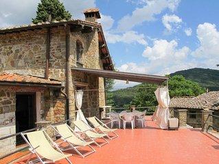 Ferienhaus Fienile (SPC152) in San Polo in Chianti - 8 Personen, 4 Schlafzimmer