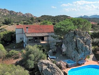 Ferienhaus La Licciola (BSA170) in Baia Sardinia - 8 Personen, 4 Schlafzimmer