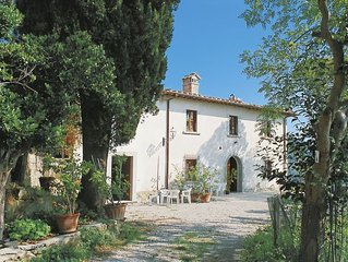 Ferienhaus Chiesa (SPC150) in San Polo in Chianti - 4 Personen, 2 Schlafzimmer