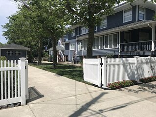 Beautiful Jersey Shore Home / large yard 2 Blocks from Beach, Available July