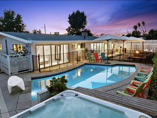 Beachfront beauty! Pool * Hot Tub * Game Room!!