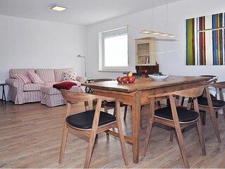 Modernes Ferienhaus 'Avila' in der Nähe des Sees mit WLAN, Terrasse und Garten;