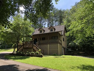 Wolf Creek Cabin - Hikers/Rafters Paridise!