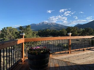 Mountains All Around and Dog Friendly