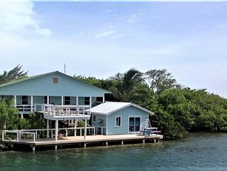 WATERFRONT The Seahorse is a newly renovated, 2 bedroom, 1 bath apartment.