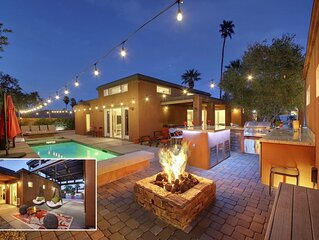 Villa Agave: #066305 4 BR Pool, Spa, Fire Pit, Ping Pong, Bocce
