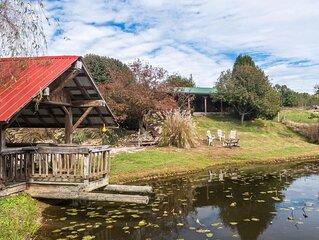 Big Buck Log Vacation Cabin
