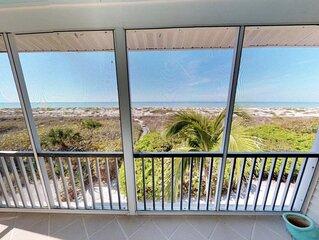 Direct Beachfront! 2 Bedroom Beach Villa On Boca Grande