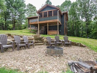Over Easy Vacation Cabin