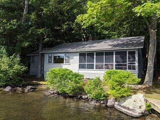 Authentic Wolfeboro cottage on Lake Winnipesaukee.