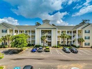 Turtle Bay * Ocean Keyes-Elevators-Pond View-Balcony-Walk to Beach & Main St