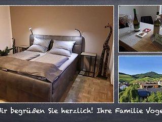 Ferienwohnung im wunderschönen Baden-Badener Rebland in Neuweier