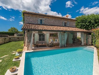 Wonderful holiday home located in Orbani ideal for relaxing