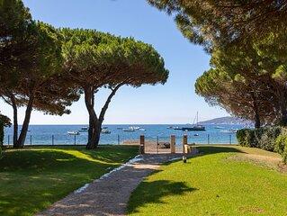 Tres belle Villa Provencale  avec acces direct aux plages de SAINT TROPEZ