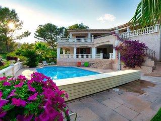 Villa avec Piscine Privée / Vue mer