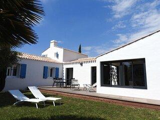 Maison de vacances à Noirmoutier à 150m de la plage
