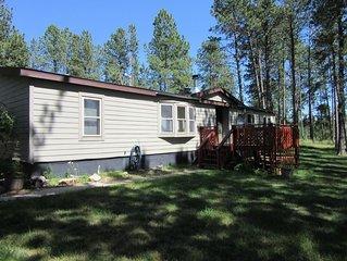 Dakota Pines Hideaway- just a few miles outside of Custer, SD