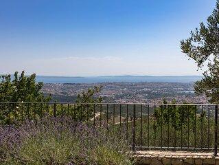 Hidden gem with a breathtaking view on Split