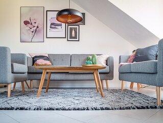 Sohana Lifestyle Apartments Leilani's Home - Europa Park, Rust, 8ppl, 3 bedrooms