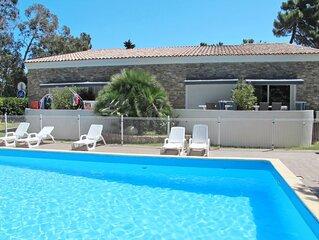 Apartment Résidence A Suara di Mare  in Ghisonaccia, Corsica - 6 persons, 2 bed