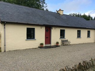 Beautifully restored traditional Irish cottage in tranquil, country location