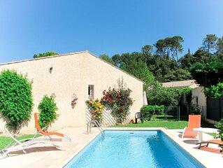 Ferienhaus des Roses (LMO100) in La Motte en Provence - 6 Personen, 2 Schlafzimm
