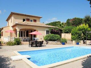 Ferienhaus Pin Pinon (MAX116) in Sainte Maxime - 8 Personen, 4 Schlafzimmer