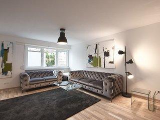 Luxury City Apartment 1