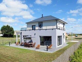 Ferienhaus Pirou Beach (PIP402) in Pirou - 10 Personen, 5 Schlafzimmer