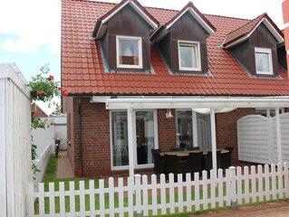 Ferienhaus Anna mit 4 Schlafzimmern 2 Bäder und überdachter Terasse