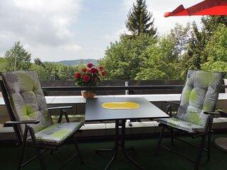 Sehr schöne 2-Raum Ferienwohnung in herrlicher  Lage von St .Englmar