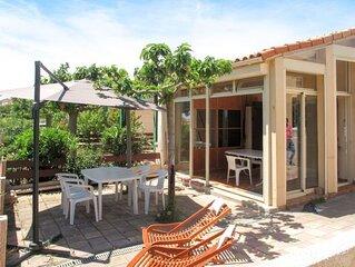 Ferienhaus Petite Cigale (SPI100) in Saint Pierre La Mer - 4 Personen, 1 Schlafz