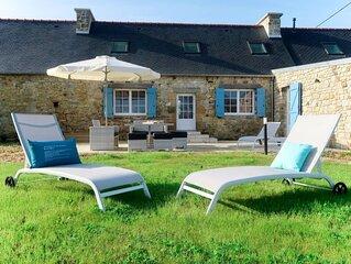 Ferienhaus Le Vieux Chene (CMS106) in Camaret sur Mer - 8 Personen, 4 Schlafzimm