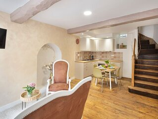 LA BELLE A COLOMBAGE - Maison XVIIeme renovee au coeur de Dinan