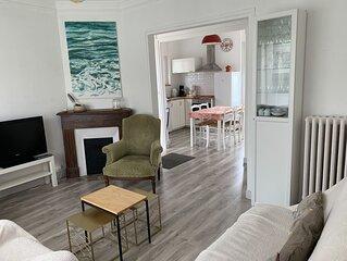 Appartement Saint Malo - 2 chambres - 6 personnes