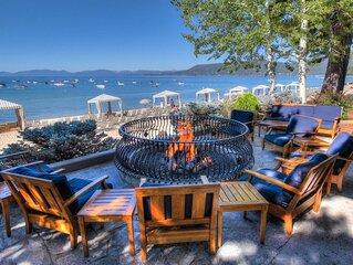 #2Private Resort Beach Access 2-Bedroom Sierra Lodge Suite + Amenities