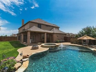 Play, Relax and Detox in a beautiful 5 bedroom home with outstanding amenities!