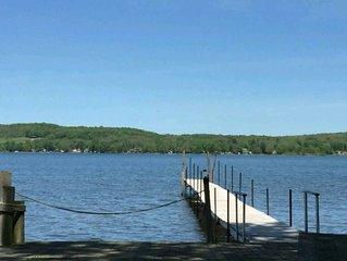 Hook, Wine & Sinker - Lakefront Getaway