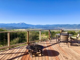 Luxurious Glamping with Amazing View and Trail Access + Remote vacay!