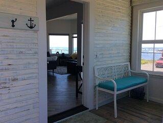Seaside Vacation Rental    Fantastic Ocean and Battery Point light House veiws