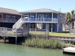 Tidal Channel Beach House